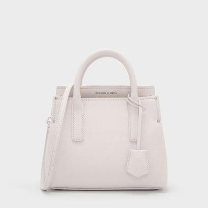 クラシックトップハンドルバッグ / CLASSIC TOP HANDLE BAG (Light Pink)