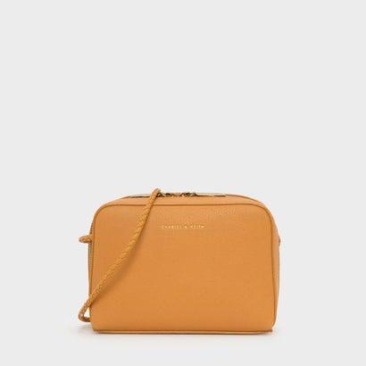 クラシックスモールクロスボディバッグ / CLASSIC SMALL CROSSBODY BAG (Mustard)