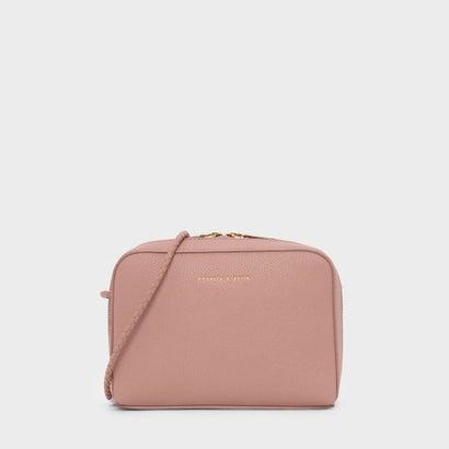 クラシックスモールクロスボディバッグ / CLASSIC SMALL CROSSBODY BAG (Blush)