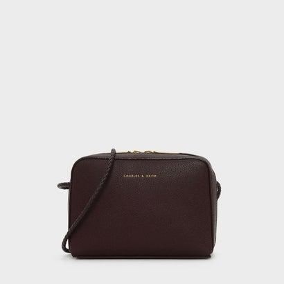 クラシックスモールクロスボディバッグ / CLASSIC SMALL CROSSBODY BAG (Prune)