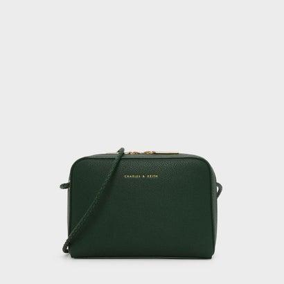クラシックスモールクロスボディバッグ / CLASSIC SMALL CROSSBODY BAG (Dark Green)