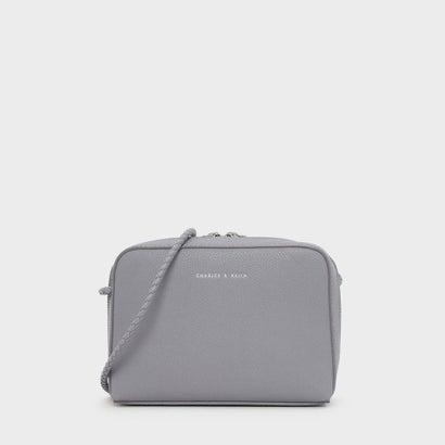 クラシックスモールクロスボディバッグ / CLASSIC SMALL CROSSBODY BAG (Lilac Grey)