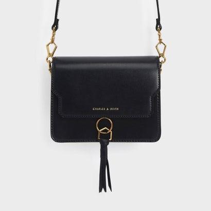 クラシックスモールクロスボディバッグ / CLASSIC SMALL CROSSBODY BAG (Black)