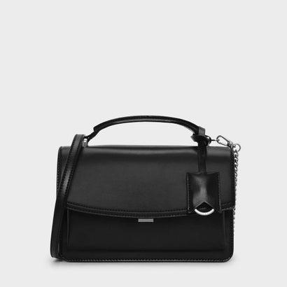 クラシック サッチェルバッグ / CLASSIC SATCHEL BAG (Black)