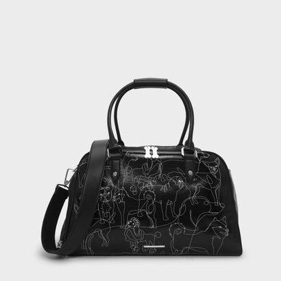 ペット コレクション ハンドバッグ / Pet Collection Hand Bag (Black)