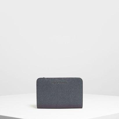 クラシックジップドウォレット / Classic Zipped Wallet (Peacock)