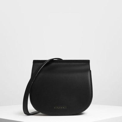 フロントフラップサドルバッグ / Front Flap Saddle Bag (Black)