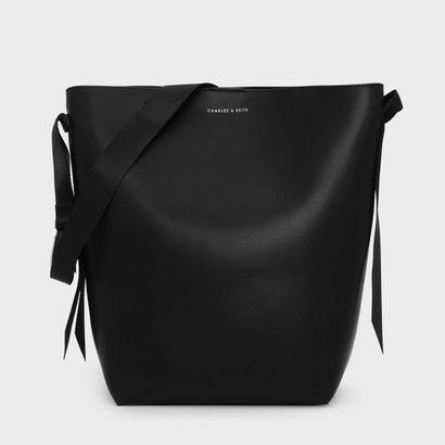 ナイロンストラップトートバッグ / Nylon Strap Tote Bag (Black)