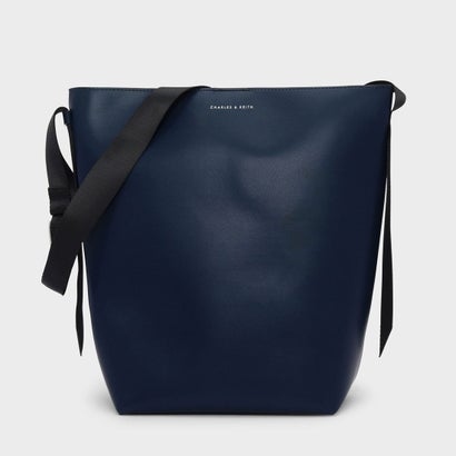 ナイロンストラップ トートバッグ / Nylon Strap Tote Bag (Dark Blue)