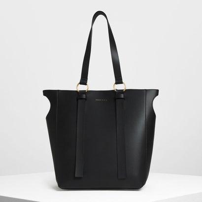 ツーウェイ トートバッグ / Two Way Tote Bag (Black)