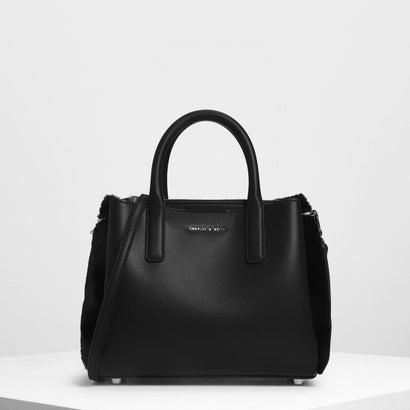 クラシックトップハンドルバッグ / Classic Top Handle Bag (Black)