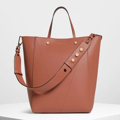 クラシック トートバッグ / Classic Tote Bag (Cognac)