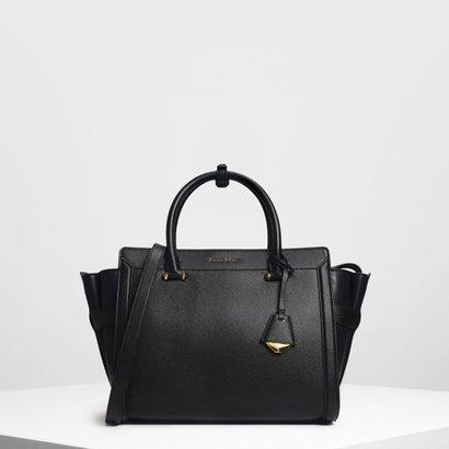 クラシック ストラクチャーシティバッグ / Classic Structured City Bag (Black)