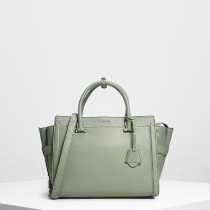 クラシック ストラクチャーシティバッグ / Classic Structured City Bag (Sage Green)