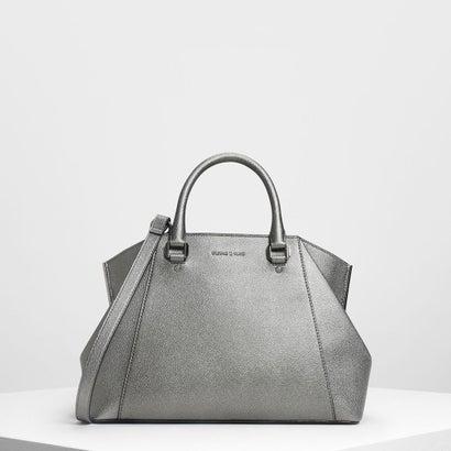 ストラクチャー シティバッグ / Structured City Bag (Pewter)
