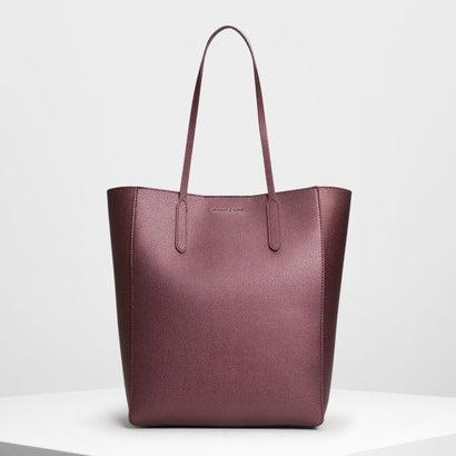 クラシック トートバッグ / Classic Tote Bag (Prune)
