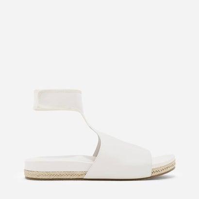 ハイアンクルストラップサンダル / HIGH ANKLE-STRAP SANDALS(White)
