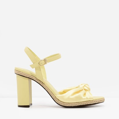 ノットサンダル / KNOTTED SANDALS(Yellow)