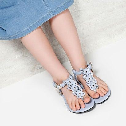 バタフライモチーフサンダル / Butterfly Motif Sandals (Blue)