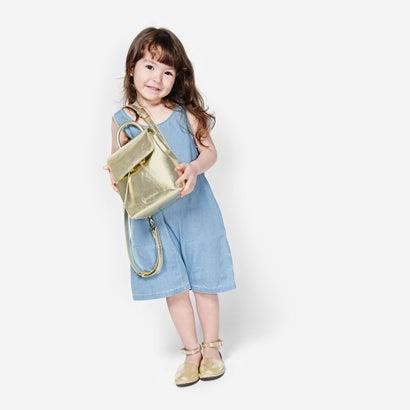 エスパドリーユ スリッポン / ESPADRILLE SLIP-ONS (Gold)