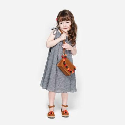 エスパドリーユ スリッポン / ESPADRILLE SLIP-ONS (Light Brown)