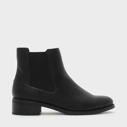 チェルシーアンクルブーツ / CHELSEA ANKLE BOOTS (Black)