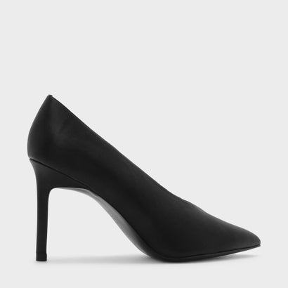 Vパンプス / V PUMPS (Black)