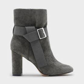 テクスチャードカフブーツ / TEXTURED CALF BOOTS (Grey)