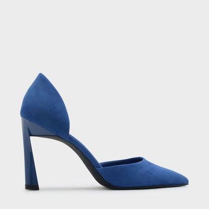 ドルセイパンプス / D'ORSAY PUMPS (Blue)