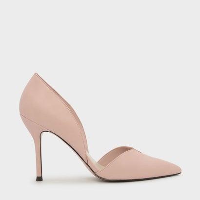 ポインテッド オルセー スティレット / POINTED D'ORSAY STILETTOS (Pink)