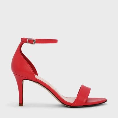 アンクルストラップヒール / ANKLE STRAP HEELS (Red)
