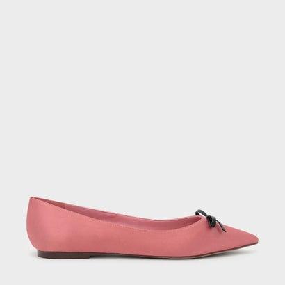 ボウディテールバレリーナ / BOW DETAIL BALLERINAS (Pink)