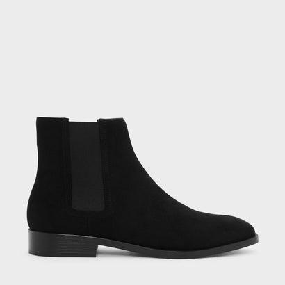 クラシックチェルシーブーツ / CLASSIC CHELSEA BOOTS (Black)