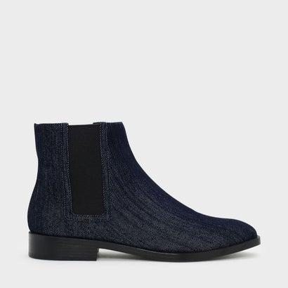 クラシックチェルシーブーツ / CLASSIC CHELSEA BOOTS (Blue)
