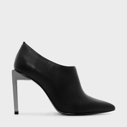 ブレイドヒールブーティ / BLADE HEEL BOOTIES (Black)