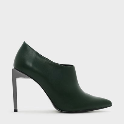 ブレイドヒールブーティ / BLADE HEEL BOOTIES (Green)