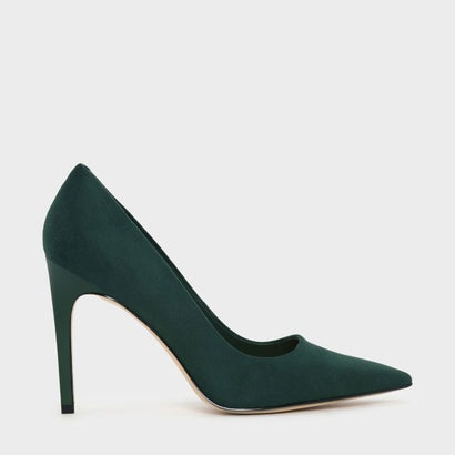 クラシックポインテッドパンプス / CLASSIC POINTED PUMPS (Dark Green)