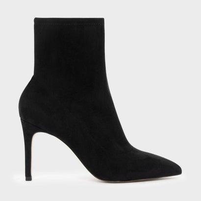 クラシックポインテッドブーツ / CLASSIC POINTED BOOTS (Black)
