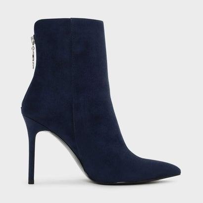 アイディテールポインテッドブーツ / EYE DETAIL POINTED BOOTS (Dark Blue)