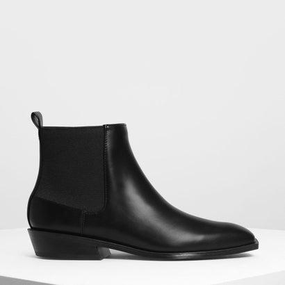 クラシックアンクルブーツ / Classic Ankle Boots (Black)