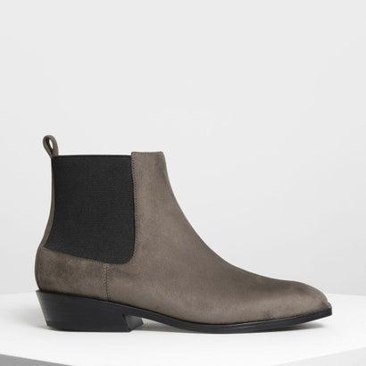 クラシックアンクルブーツ / Classic Ankle Boots (Taupe)