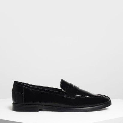 クラシック ペニー ローファー / Classic Penny Loafers (Black)