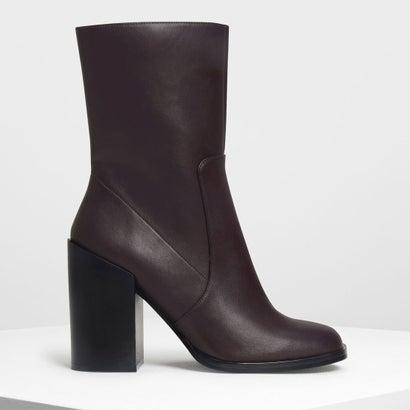 クラシック カフブーツ / Classic Calf Boots (Purple)