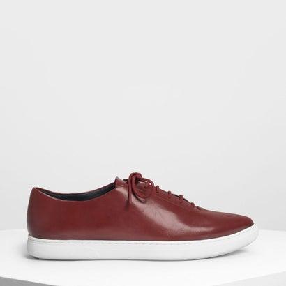 ポインテッド スニーカー / Pointed Sneakers (Red)