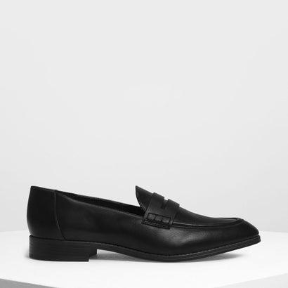 クラシック ペニーローファー / Classic Penny Loafers (Black)