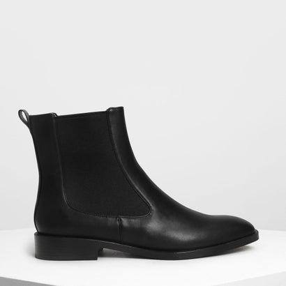 クラシック チェルシーブーツ / Classic Chelsea Boots (Black)