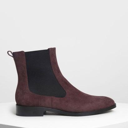 クラシック チェルシーブーツ / Classic Chelsea Boots (Purple)