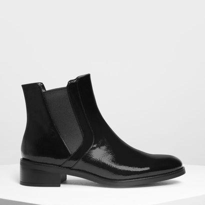 クラシック アンクルブーツ / Classic Ankle Boots (Black)