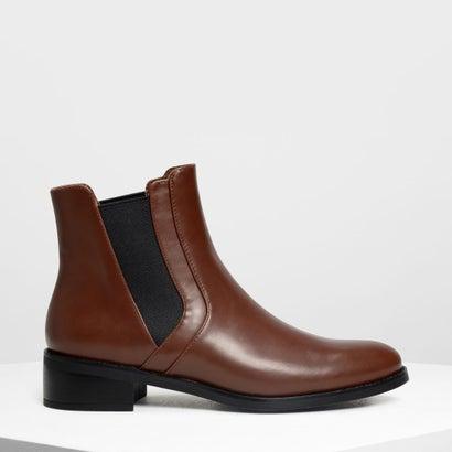 クラシック アンクルブーツ / Classic Ankle Boots (Cognac)