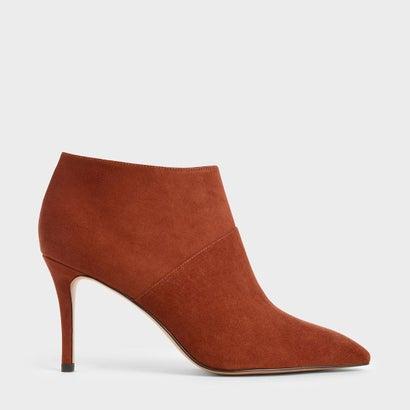 スティレット アンクルブーツ / Stiletto Ankle Boots (Brick)